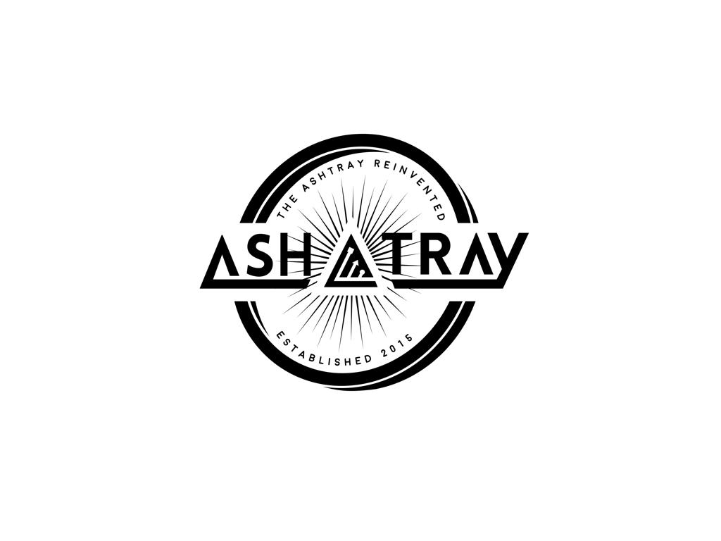 Get Super Creative! Innovative Ash-Tray/cigarette lighting device! Unique & Classy Logo Needed!
