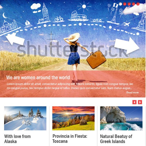 New website for Go Girl: Adventurous, independent women travelers