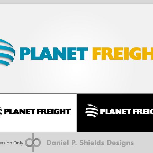 Planet Freight Logo