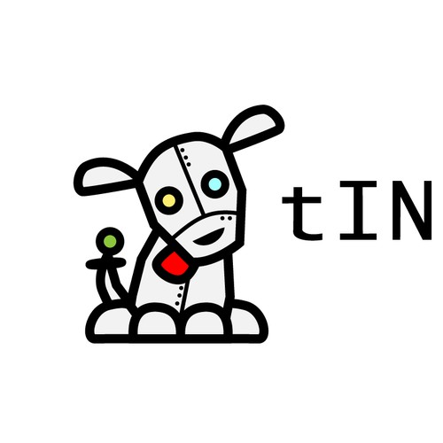 Mascot for tindie