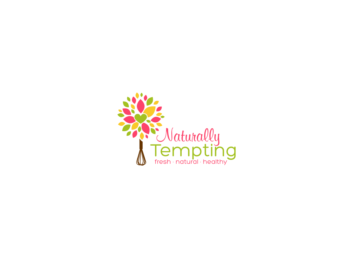 help design my natural, clean eating foods, small business logo