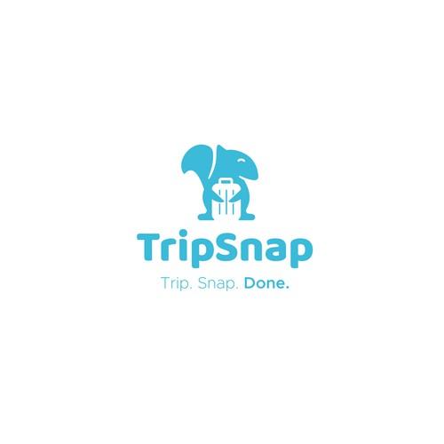 Logo for TripSnap