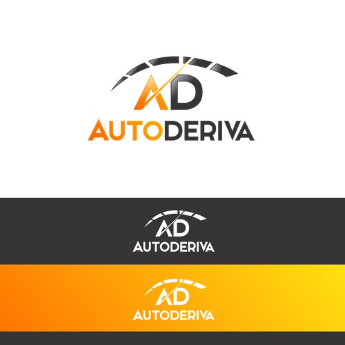 AD speed logo