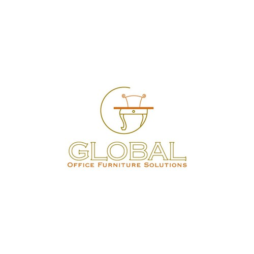 Help Global Office Furniture Solutions, Inc. with a new logo