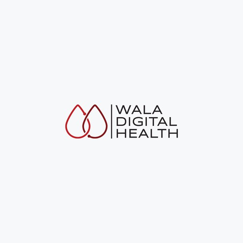 'Wala Digital Health' Logo Design Concept