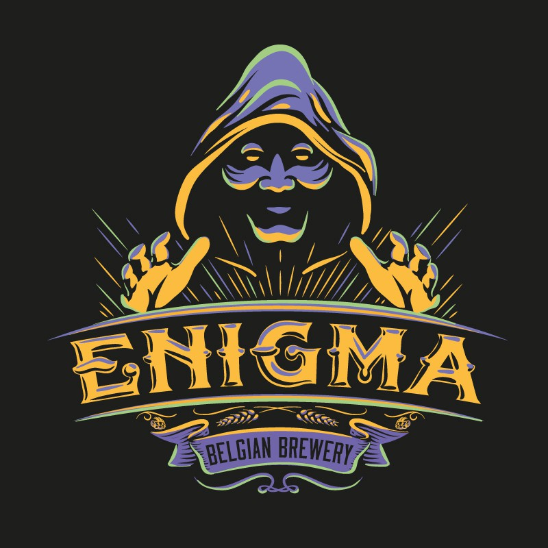 Solve the Enigma of beer: create a visually attractive logo for a Belgian Brewery !