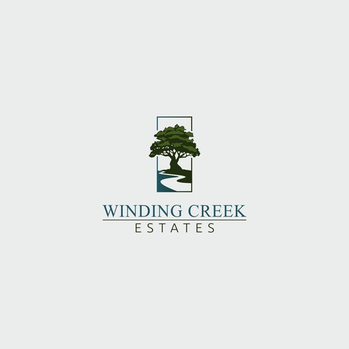 Logo for a Nature focused Neighborhood