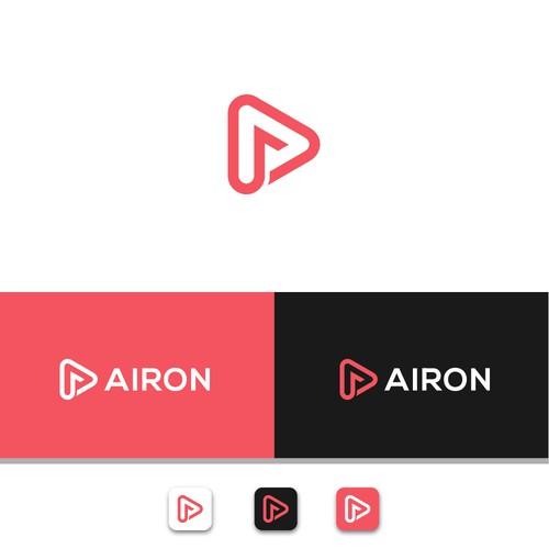 Airon Modern logo