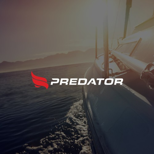 Logo design for Predator