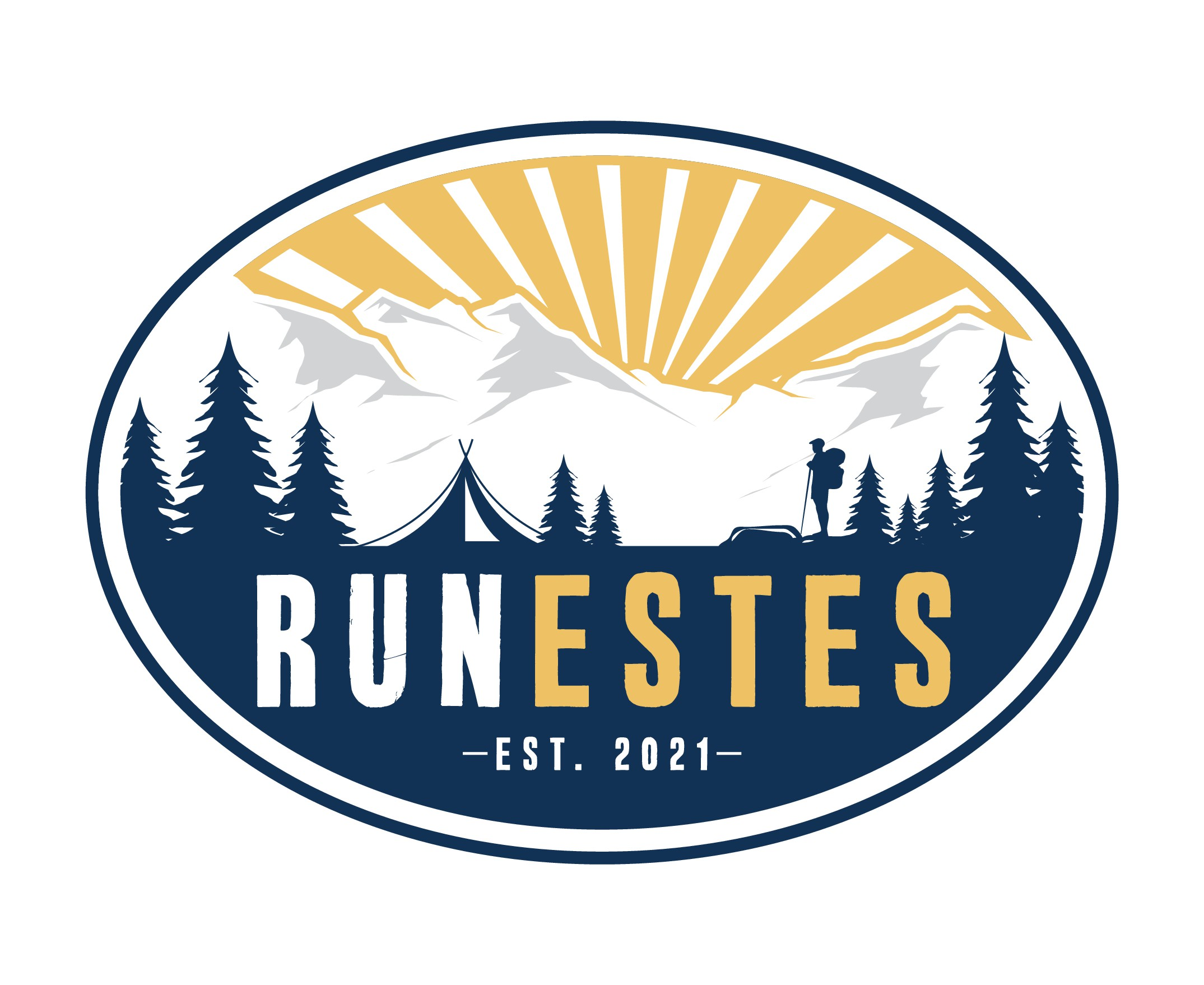 Need Logo for New Trail Running and Backpacking Website