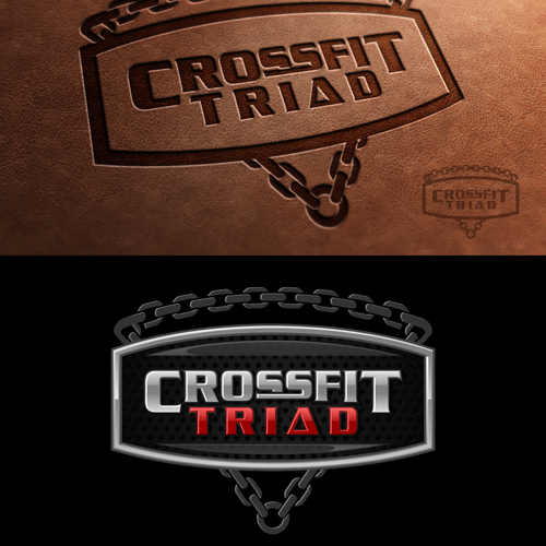 Looking for a CHALLENGE? CrossFit Triad seeks UNIQUE logo!!