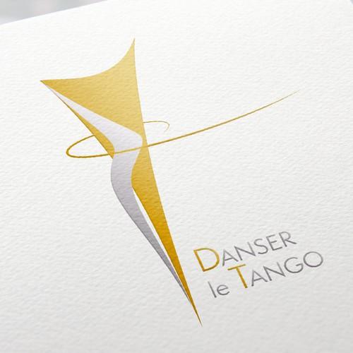 Danser le Tango - logo du Tango Argentin