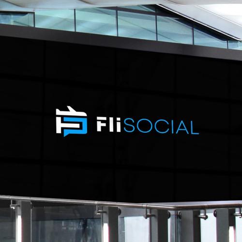 Flisocial Logo