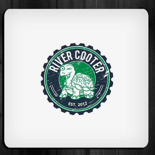 Help River Cooter with a new logo