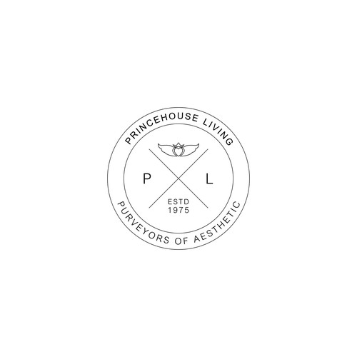 Create a strong timeless logo/web presence for sophisticated, sustainable  California interiors.