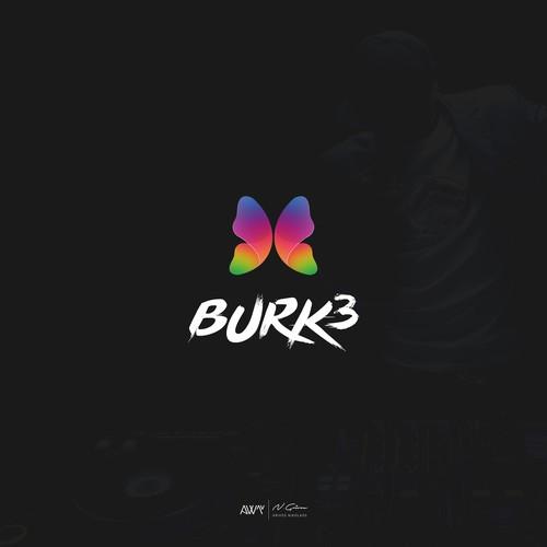 EDM Butterfly logo