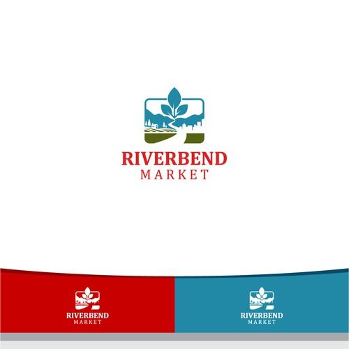 RIVERBEND Market logo