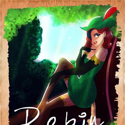 Robin Hood Poster.