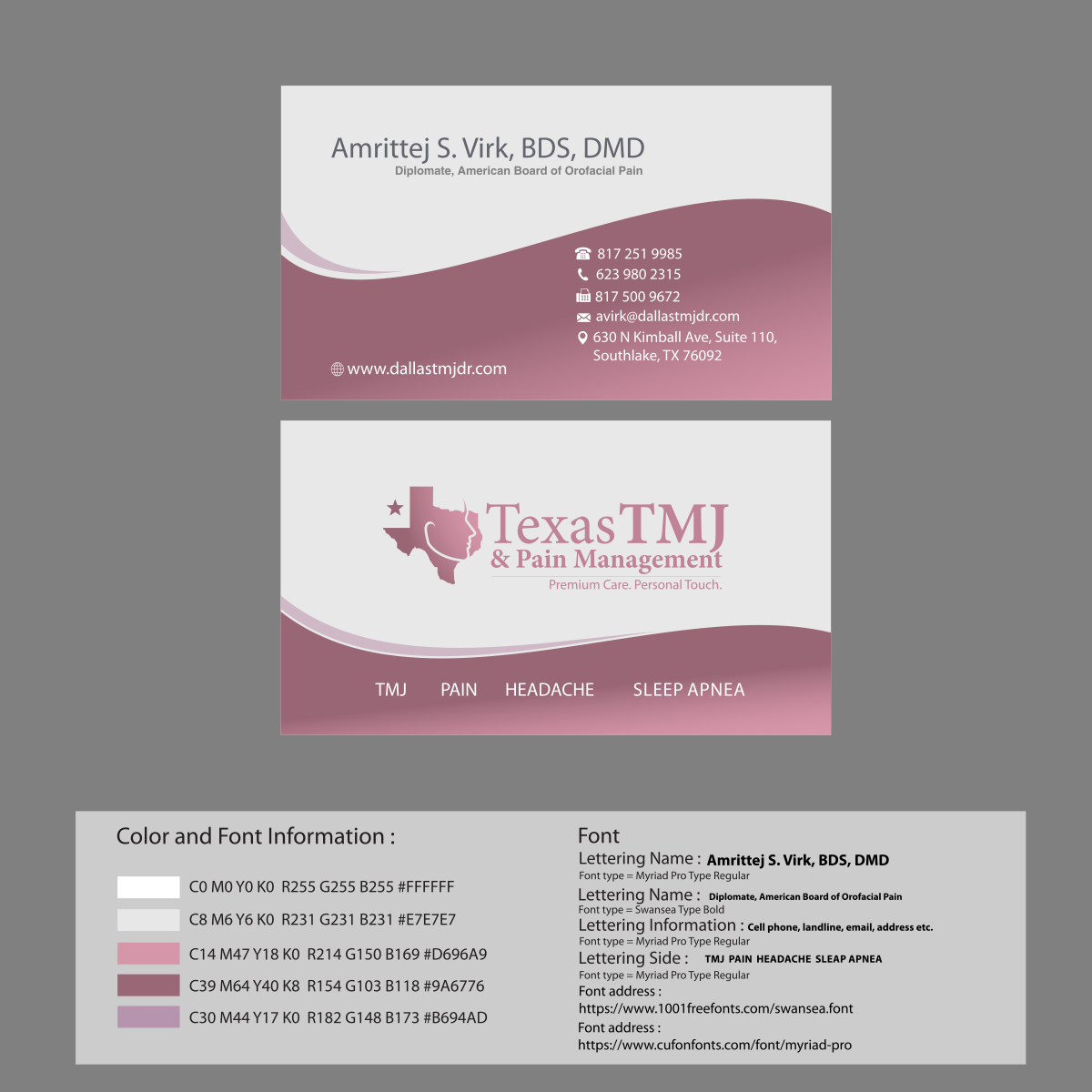 Texas TMJ and pain management