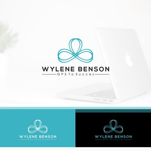 elegant logo for Wyelene Benson