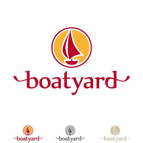 logo for Boatyard