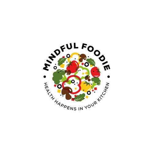 Logo Mindful foodie