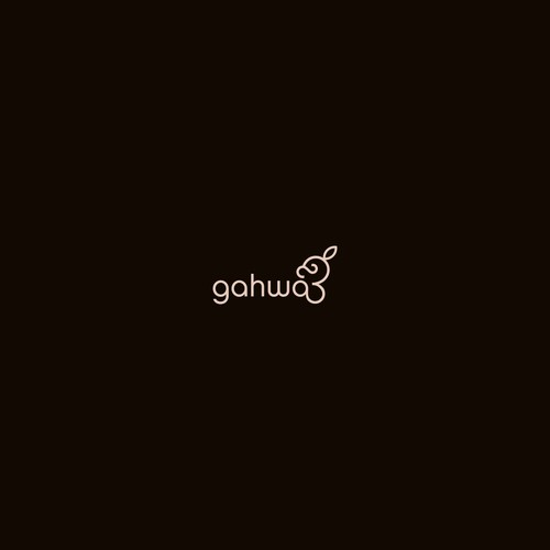 logotype for gahwa