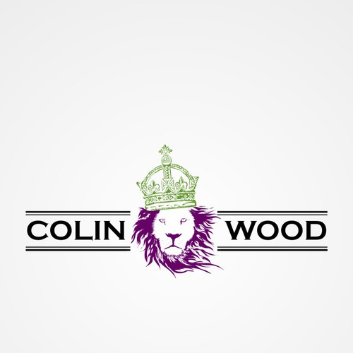 Branding materials for luxury fashion company-COLINWOOD