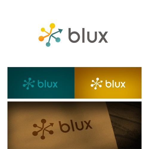 Blux Needs a Cool, Fun Logo