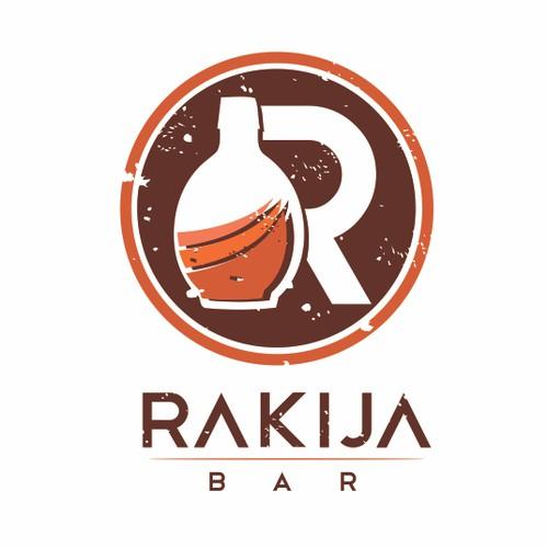 Rakija Bar benötigt ein logo