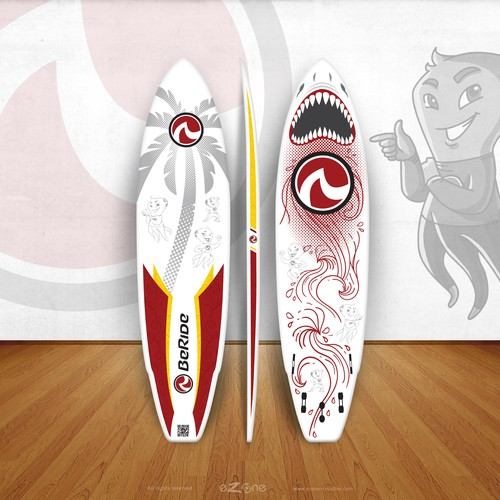 Surfboard Design | Shark