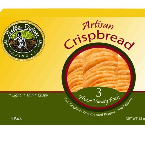 Food Packaging - Crackers