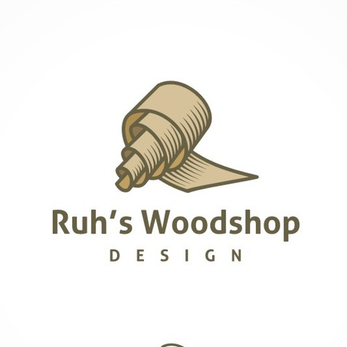 Memorable logo for carpentry