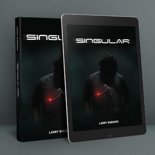 Sci-Fi E-Book Cover