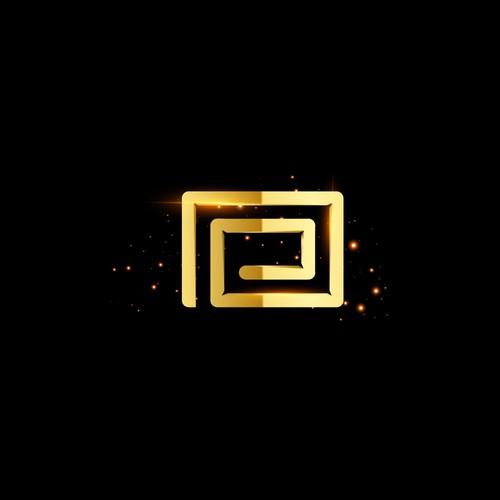 E letter luxury logo
