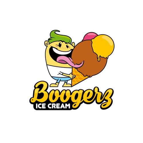 Boogerz Ice Cream