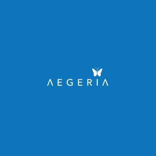 Logo design for Aegeria