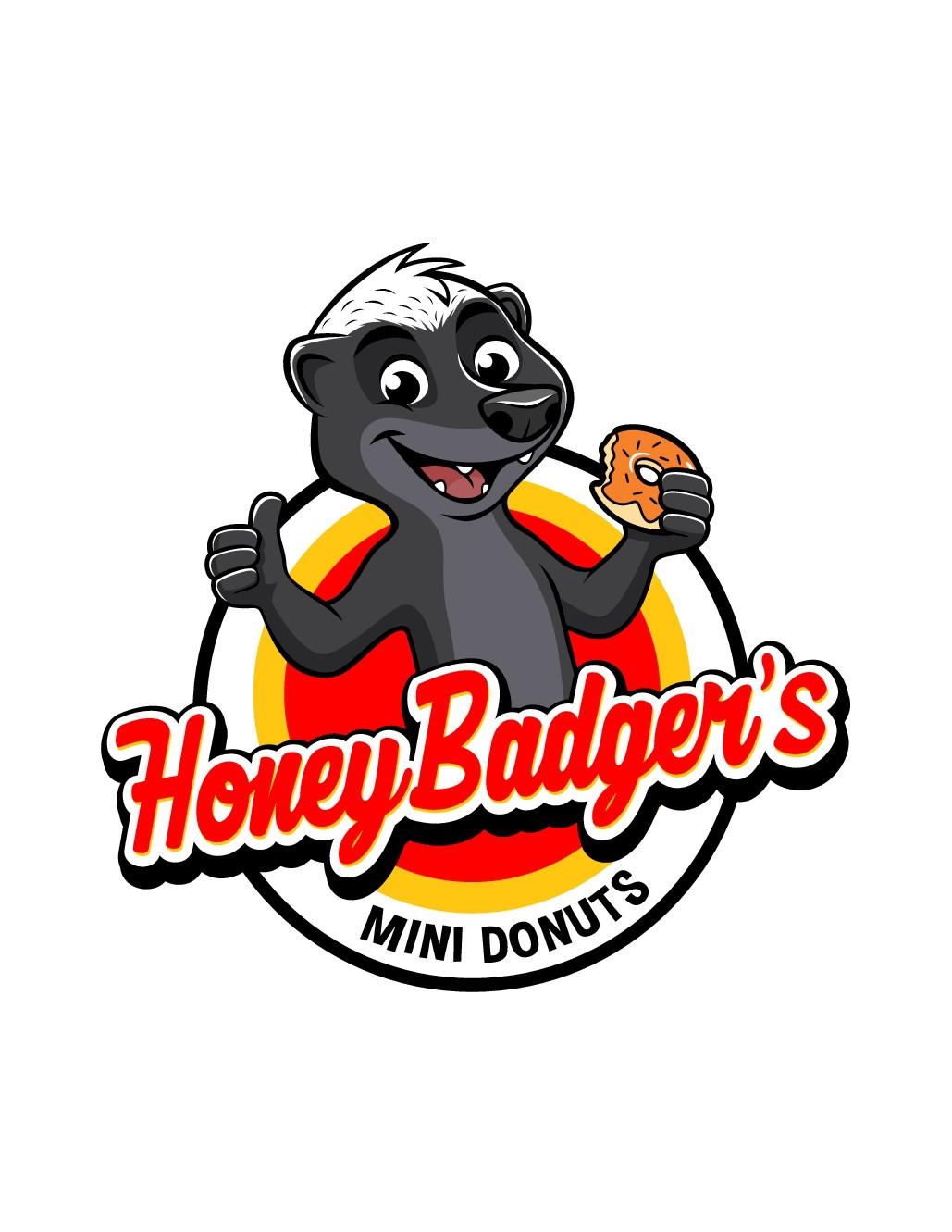 Create a Fun Logo to Sell Mini Donuts!