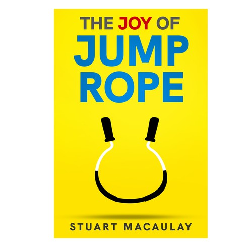 A super impactful cover for an ebook on jumping rope!