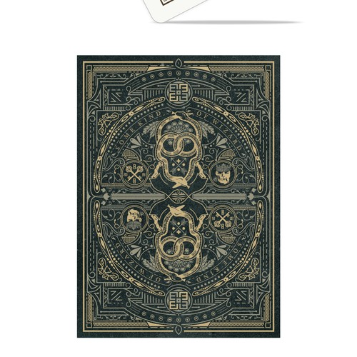 Brian Brushwood Deck of Playing Cards