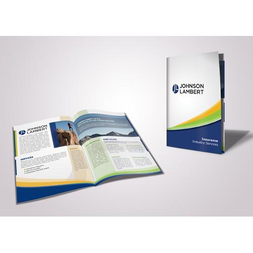 New brochure design wanted for Johnson Lambert