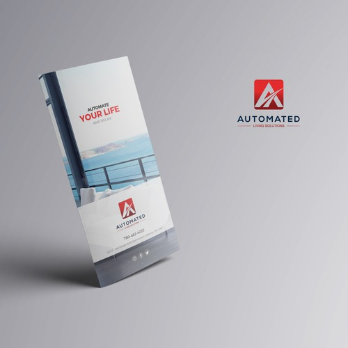 AUTOMATED - Brochure Design
