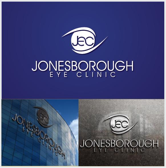 logo for Jonesborough Eye Clinic