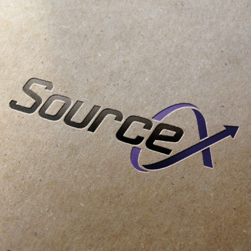 Logo for SourceX