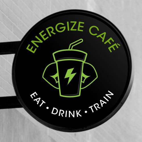 ENERGIZE CAFE LOGO