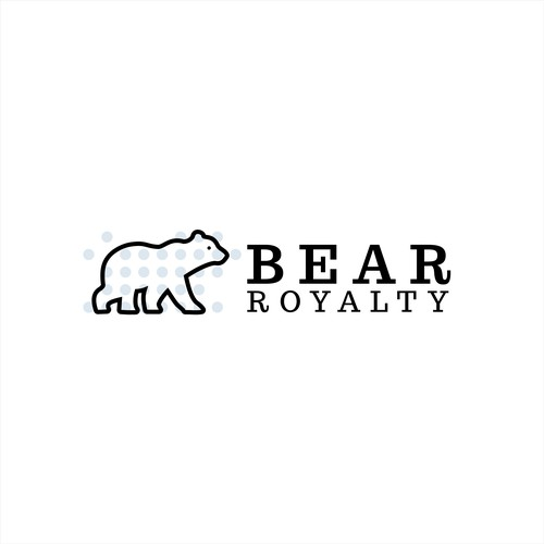 Design a Bear Logo for an Oil & Gas Company