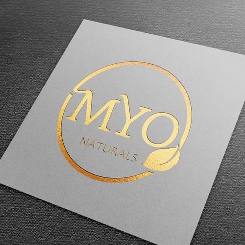 Logo design for Myo Naturals
