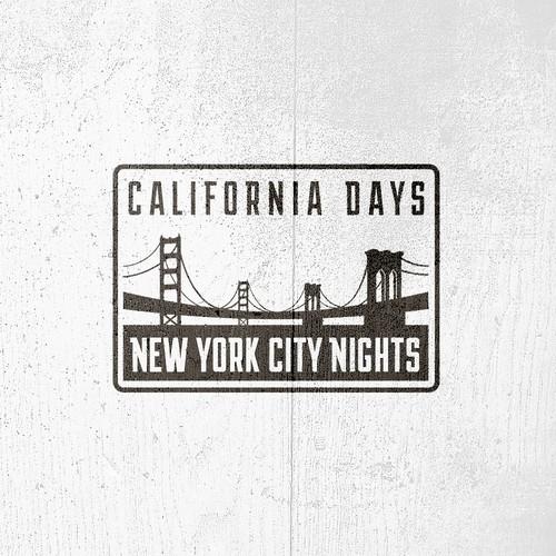 California Days New York City Nights