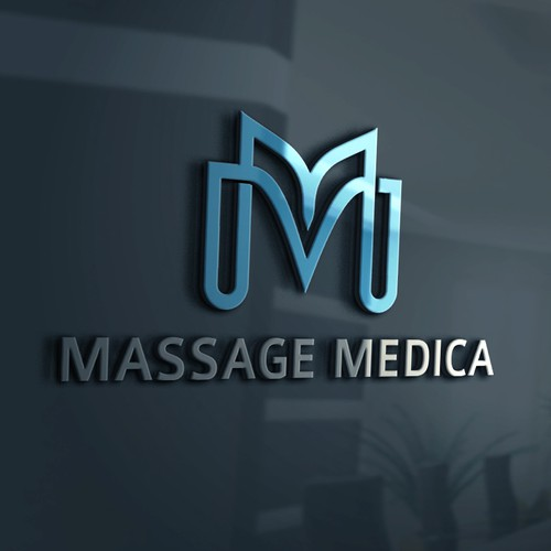 Massage Medica Logo