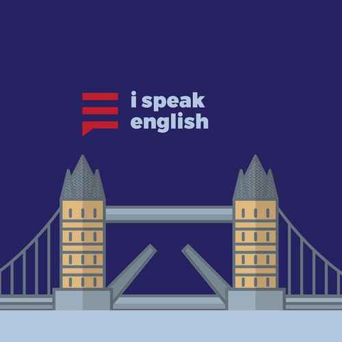English course logo